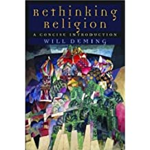 Rethinking Religion: A Concise Introduction