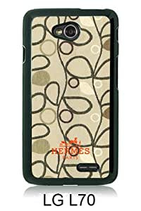 Unique LG L70 Case ,Hot Sale And Popular Designed Case With Hermes 20 Black LG L70 Cover Phone Case