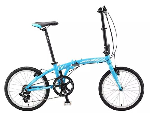 Sundeal F1 Folding City Urban Travel Bike 20″ Shimano 7 Spd Alloy MSRP $369 NEW