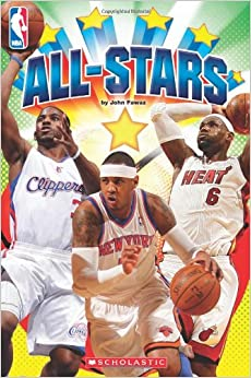 NBA: All Stars (Reader) (NBA Reader)