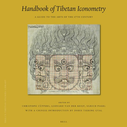 Handbook of Tibetan Iconometry: A Guide to the Arts of the 17th Century (Brill's Tibetan Studies Library)