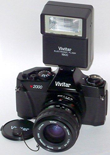 amazon com vivitar v2000 35mm film camera w 28 70mm 1 4 macro rh amazon com Manual Camera Vivitar V2000 Manual Camera Vivitar V2000