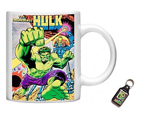 Hulk, juego QuirkyClassic diseño de Marvel Comics Hulk saco de ...