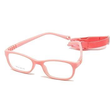 922251a5dd6 EnzoDate Flexible Kids Eyeglasses Frame Size 44 16 TR90 Children Glasses