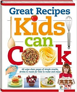 Great Recipes Kids Can Cook 9781741841893 Amazon Books