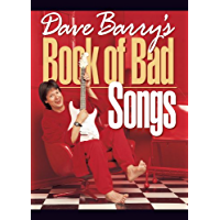 Dave Barry's Book of Bad Songs book cover