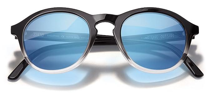 f01ff6c701 Amazon.com  Sunski Singlefin Polarized Sunglasses for Men and Women ...