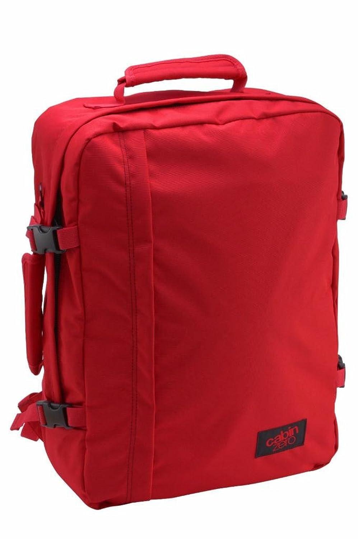 [キャビンゼロ] CABIN ZERO CABIN BAG B076H171WN  1702.NAGA RED
