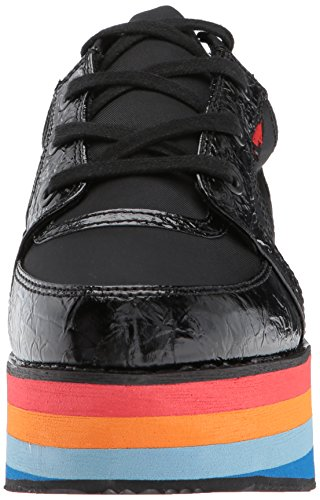 Rocket Sneaker Black Frauen Dog Fashion wqY4S