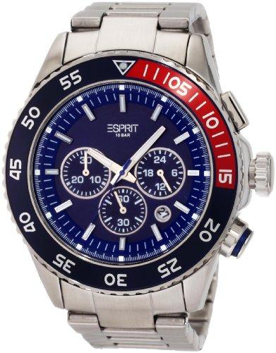 ESPRIT Men's ES103621009 Varic Chronograph Watch