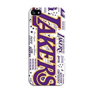 TYH - Hot Sale NBA Los Angeles Lakers Team Logo ipod Touch4 Case By Lfy ending phone case