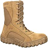 ROCKY Men's RKC053 Military and Tactical Boot, Coyote Brown, 7 W US