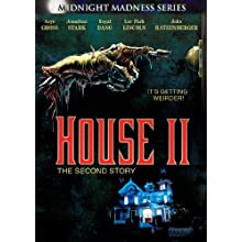 House II: The Second Story (Midnight Madness Series) (1987)