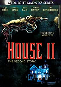 House II: The Second Story (Midnight Madness Series)
