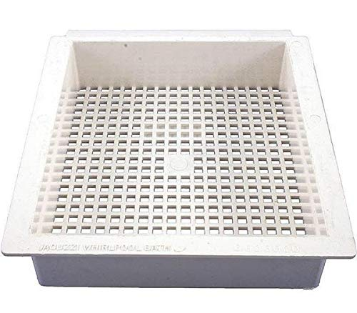 Hot Tub Classic Parts Jacuzzi Spa Skimmer Basket Front Load 2540-375