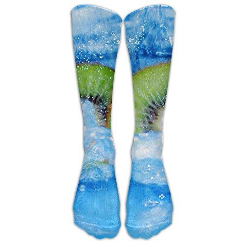Kiwi Fruit Unisex Athletic Long Socks Stockings Crazy Pattern Cotton Socks For Men (Kiwi Cotton Shorts)