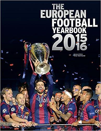 Book The European Football Yearbook 2015/16