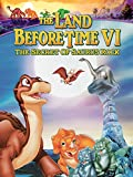 DVD : The Land Before Time VI: The Secret of Saurus Rock