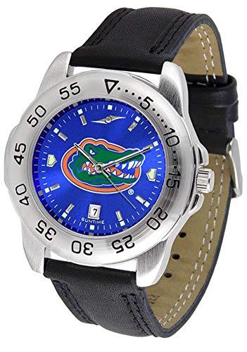 Florida Gators UF NCAA Mens Sport Anochrome Watch