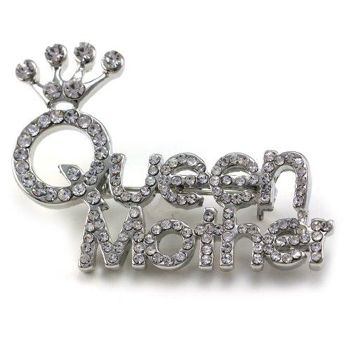 Queen Crown Pin (Crown Tiara