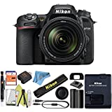 Nikon D7500 DSLR Camera With 18-140mm ED VR Lens - Includes Manufacturer Supplied Accessories (18-140mm Lens, Starter Bundle)