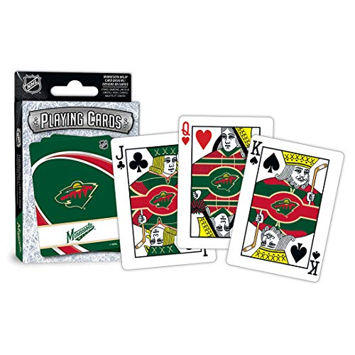 Wild Playing Cards Minnesota Wild Playing Cards