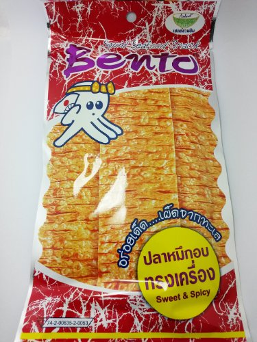 Buy dried squid snack