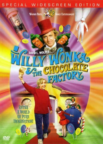 Willy Wonka and the Chocolate Factory POSTER Movie (27 x 40 Inches - 69cm x 102cm) (1971) (Style D)