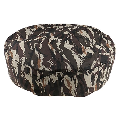 MagiDeal 2pcs 15''/14'' Universal Camo Car Truck Van Rear Spare Tire Tyre Wheel Cover by Unknown (Image #7)