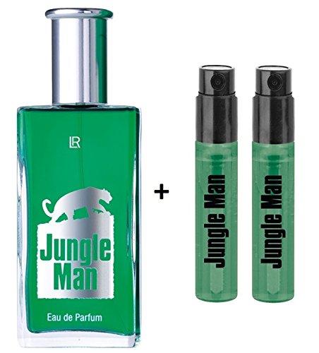 Jungle Man – Parfüm Set