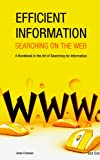 Efficient Information Searching on the Web, Jonas Fransson, 8170006376
