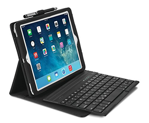 Kensington Key Folio Pro Bluetooth Keyboard Case for iPad Air and Air 2 (K97408US) by Kensington