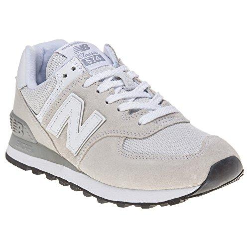 New Balance 574 Womens Sneakers White