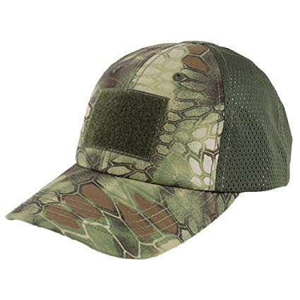 Amazon.com  Condor Mesh Tactical Cap Kryptek Mandrake  Sports   Outdoors cd6f03afb2d