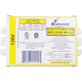 advance mark 10 ballast wiring diagram    advance       mark    7 0 10v izt 2s26 m5 bs 2 lamp fluorescent     advance       mark    7 0 10v izt 2s26 m5 bs 2 lamp fluorescent