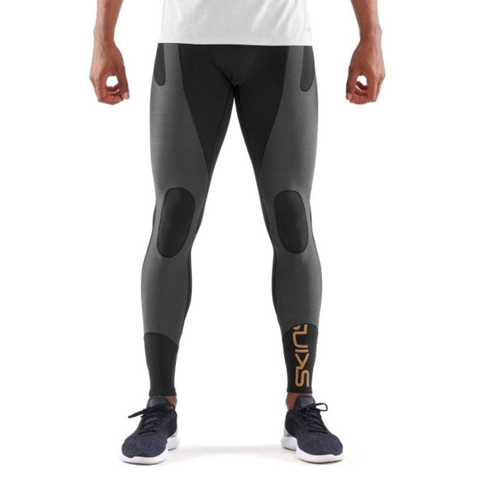 Skins K-Proprium Ultimate Long Compression Tights - Large (Short Leg) - Black by Skins (Image #1)