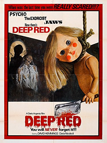 Protein Deep (Deep Red)