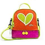 Biglove Love Lunch Bag, Orange