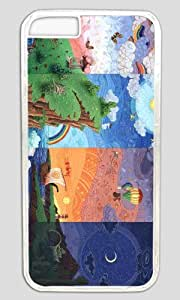 24 Hours Thanksgiving Easter PC Transparent Case for Masterpiece Limited Design iphone 6 by Cases & Mousepads