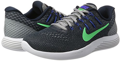 8 Navy stealth Chaussures De armory Lunarglide Nike Bleu Green Homme Training Electro B8T75pnxwq