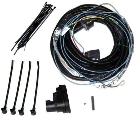 Trailer Connector Kit-Custom Wiring Harness 56208 fits 14-18 Jeep Cherokee