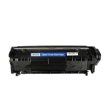 YFTM-TCCompatible con Cartuchos de tóner HP 12A para HPQ2612A ...