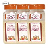 Spice Select- California Granulated Onion (240g) (Pack of 3)