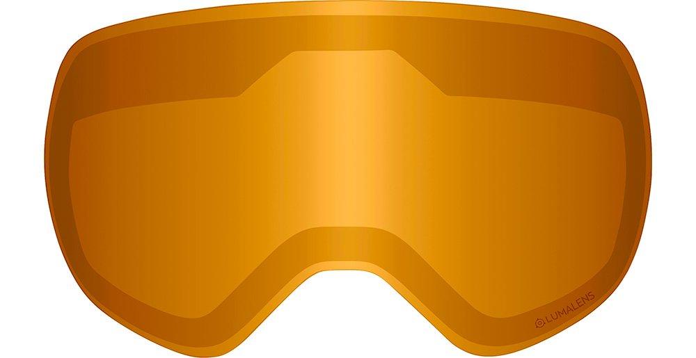 ドラゴンx1s交換レンズx1s /オレンジLuma 35 % VLT B076Q9C1NG