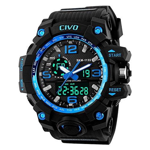 CIVO Waterproof Multifunction Electronic Wristwatch product image