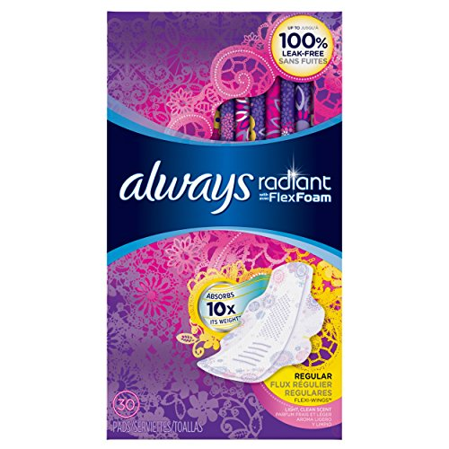 always-radiant-regular-pads-with-wings-scented-30-count-pack-of-3