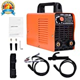 Best Welding Machines - Welding Machine, 110V 200Amp Power IGBT MMA ARC Review