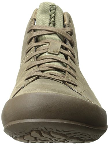 Cushe Hood Waterproof Lace Up Sneaker Middenbruin