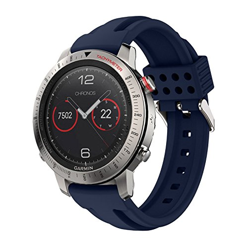 Looking for a garmin fenix chronos leather band? Have a look at this 2020 guide!