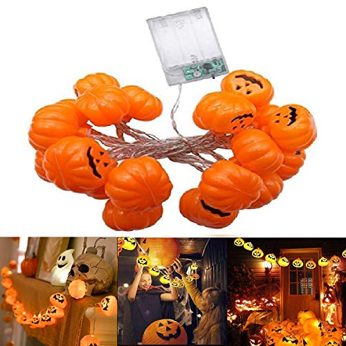 Used, Dream Loom Halloween Lights,Steady/Flashing Pumpkin for sale  Delivered anywhere in USA